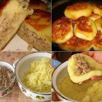 Картофельные зразы фото