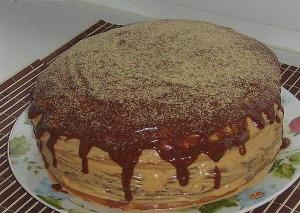 Торт Мишутка фото