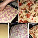 Быстрая пицца фото