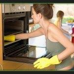 3 способа отчистить духовку фото