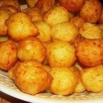 Пампушки из картофеля фото
