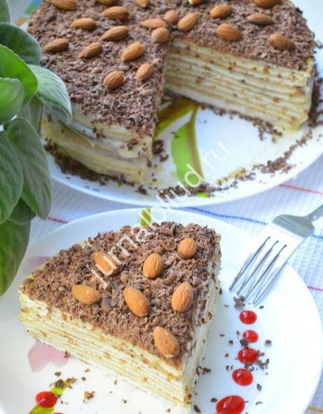 """Торт """"Нежность"""" фото"""