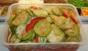 рецепт кабачков по-корейски