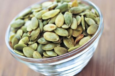Как есть семена тыквы, чтобы убить кишечных паразитов