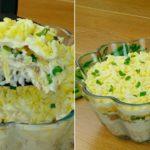 Вот самый вкусный салат, который делают в Польше! И готовится просто!