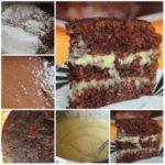 Сумасшедший пирог «Crazy Cake».