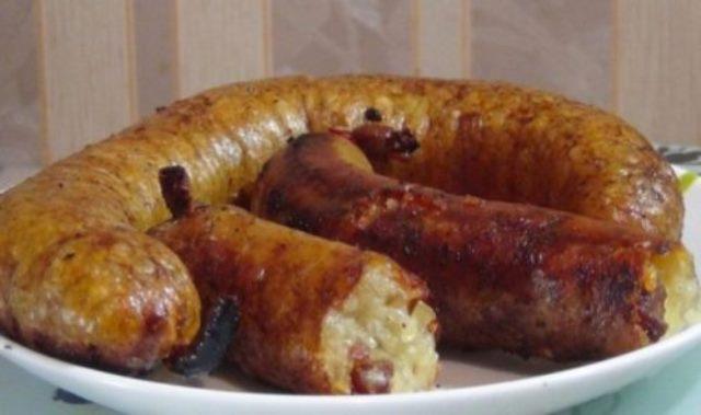 Редкий рецепт! Бесподобная картофельная колбаса по рецепту из старой кулинарной книги