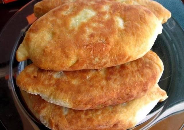 Моментальные пирожки на кефире — готовятся проще простого
