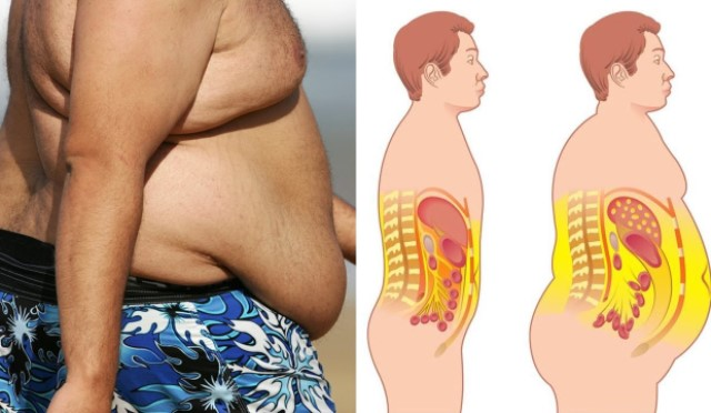 Простой способ избавиться от надоевшего жира на животе. Спустя 3 недели фигура будет идеальной!