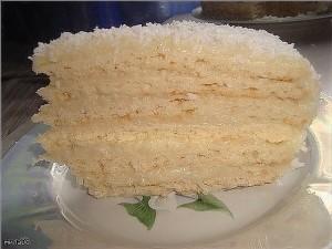 Торт Рафаэлло фото