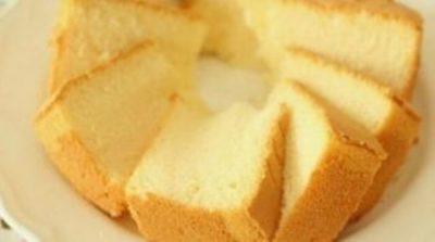 Воздушный и ароматный бисквит из «ничего»