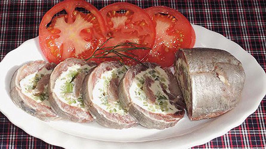 Вкуснейшая и оригинальная закуска из сельди