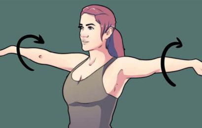 Круговые махи руками: упражнение, которое следует делать каждый день 1