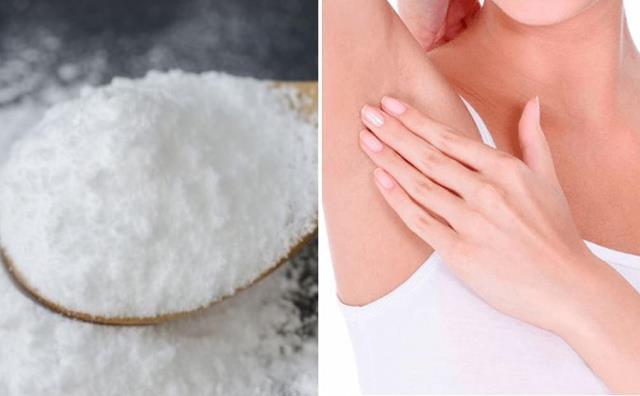 С тех пор, как отказалась от магазинных антиперспирантов, кожа в области подмышек гладкая и нежная: помог дезодорант из обычной пищевой соды 1