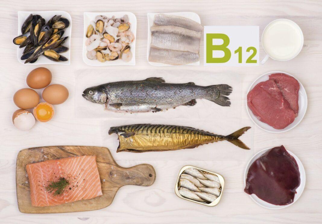 vitamin-b12-fish-iron-egg-diet-healthy-photkaistock_86500391_medium