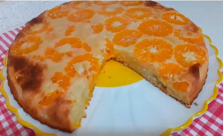 mandarinovaea-sharlotka